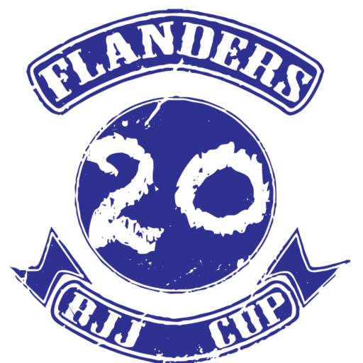Logo Flanders BJJ Cup 2021